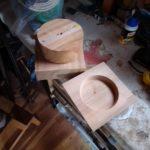 soustružení dřeva foto z výroby