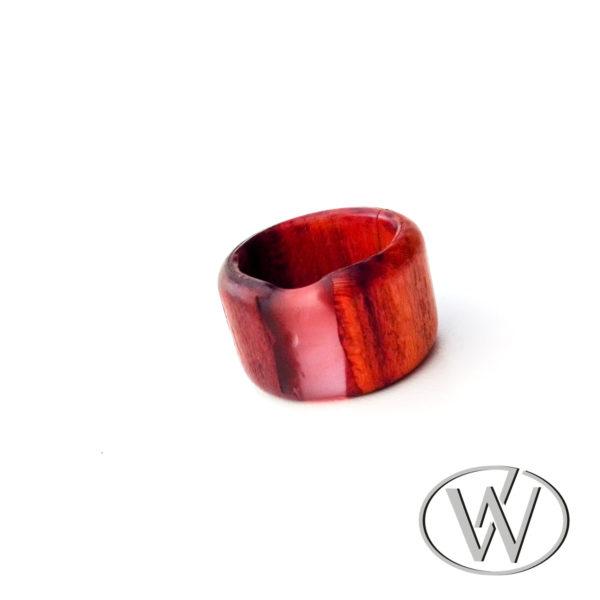dreveny soustruzeny prsten